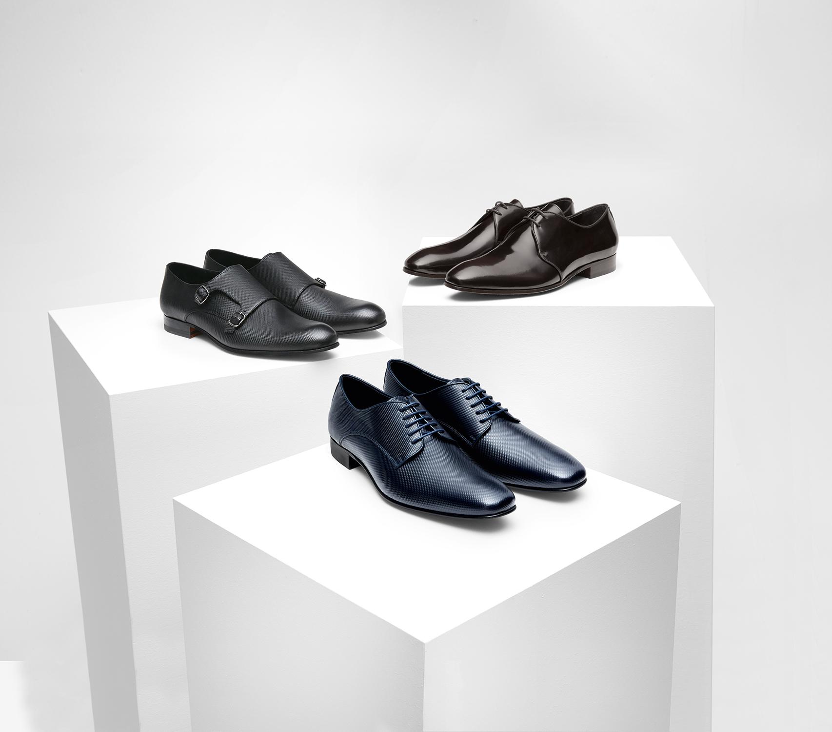 Wilvorst Schuhe Männer Mode Hochzeit Bräutigam Herren Accessoires verschiedene Modelle schwarz und Lack