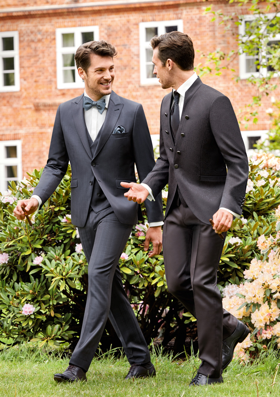 Wilvorst After Six Hochzeitsanzug Männer Mode Bräutigam klassische Form wil_0121_kam_as-look-5-look-6_1