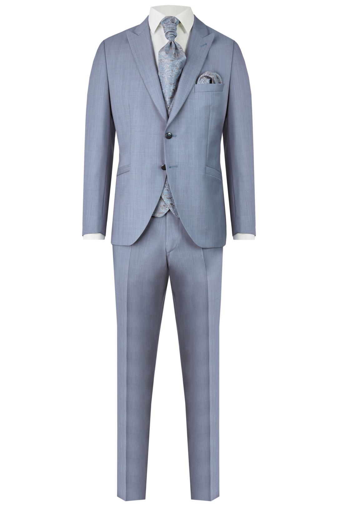 Wilvorst After Six Hochzeitsanzug Männer Mode Bräutigam klassische Form hellblau wil_0121_otf_as-look-8_1